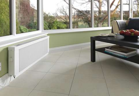Conservatory Heating by EHC – Perfect Spring Time Preparation