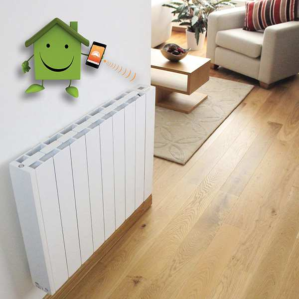 Stylish & Efficient Electric Heating from EHC
