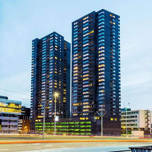 High-Rise Buildings, The Electric Heating Solution From EHC