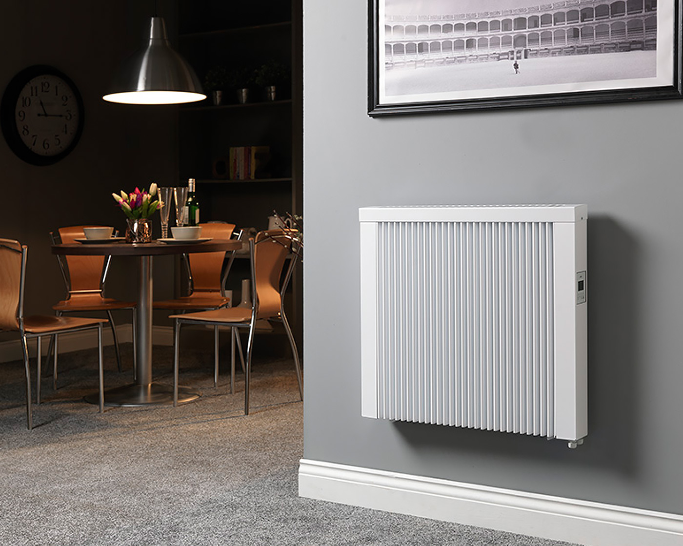 Electric Heating for Social Housing