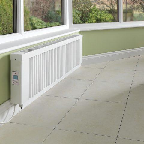 Heat Retention Electric Radiators
