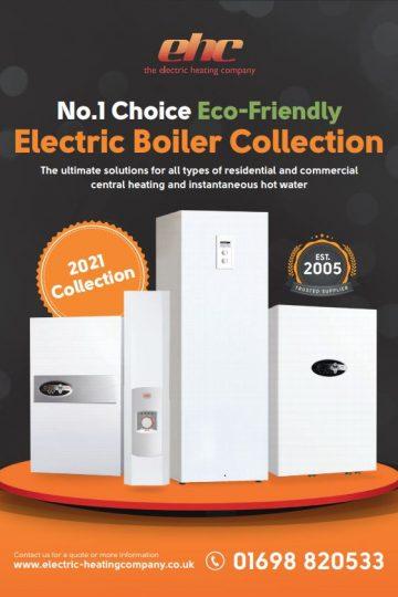 Electric Boiler Brochure 2021