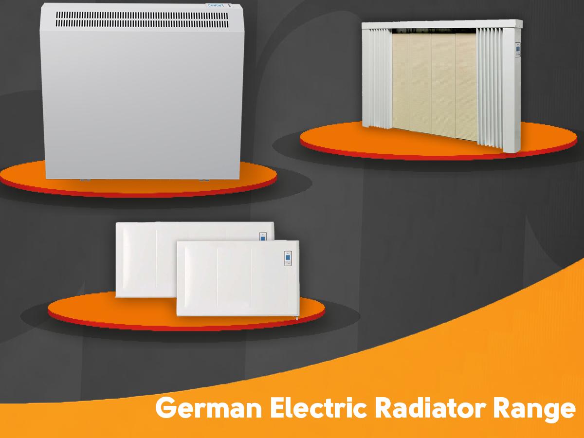 German Electric Radiators