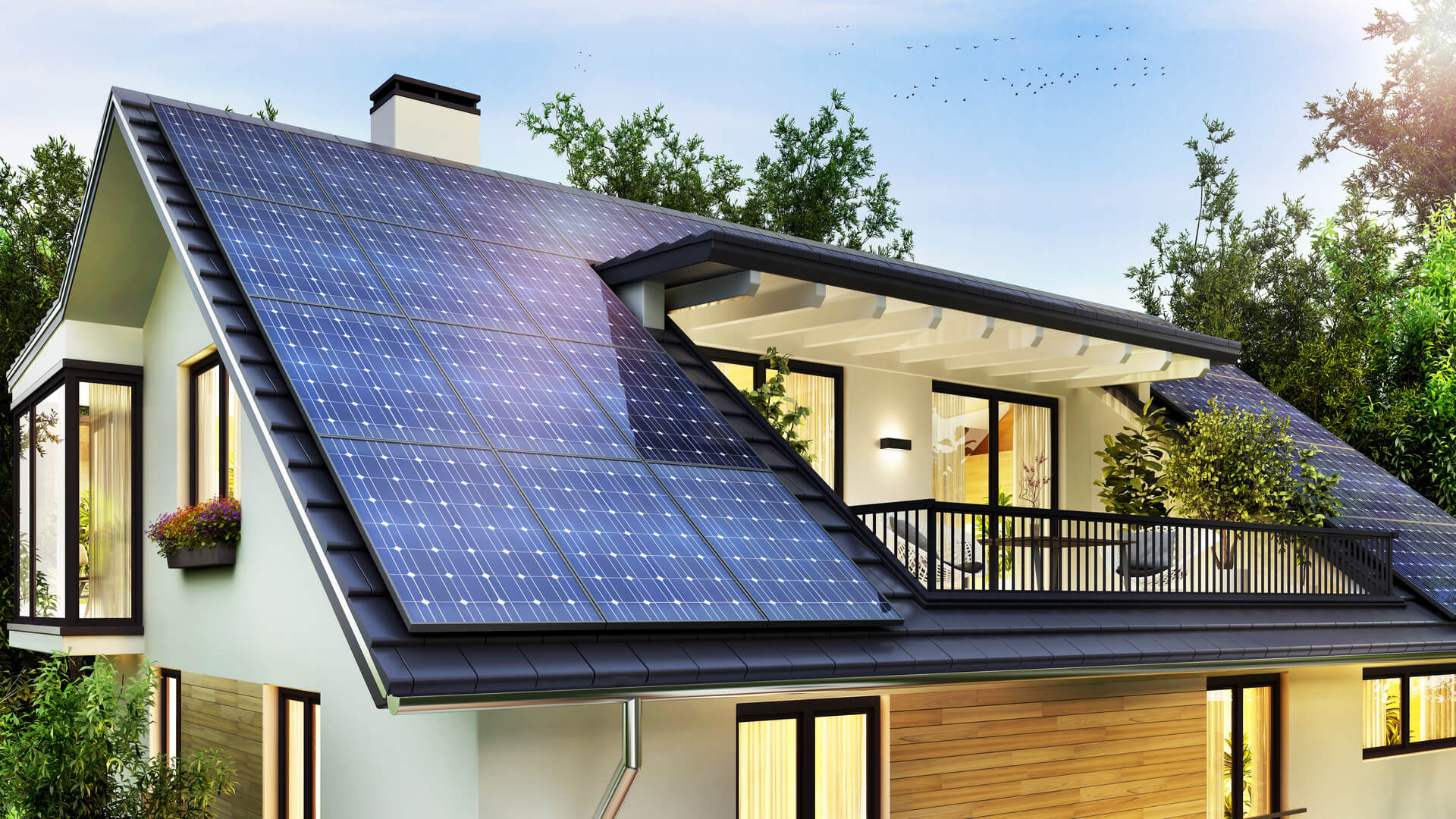 How to maximise energy from your solar panels all year round