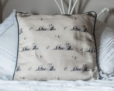 'Spring Dreaming' Scatter Cushion Cover