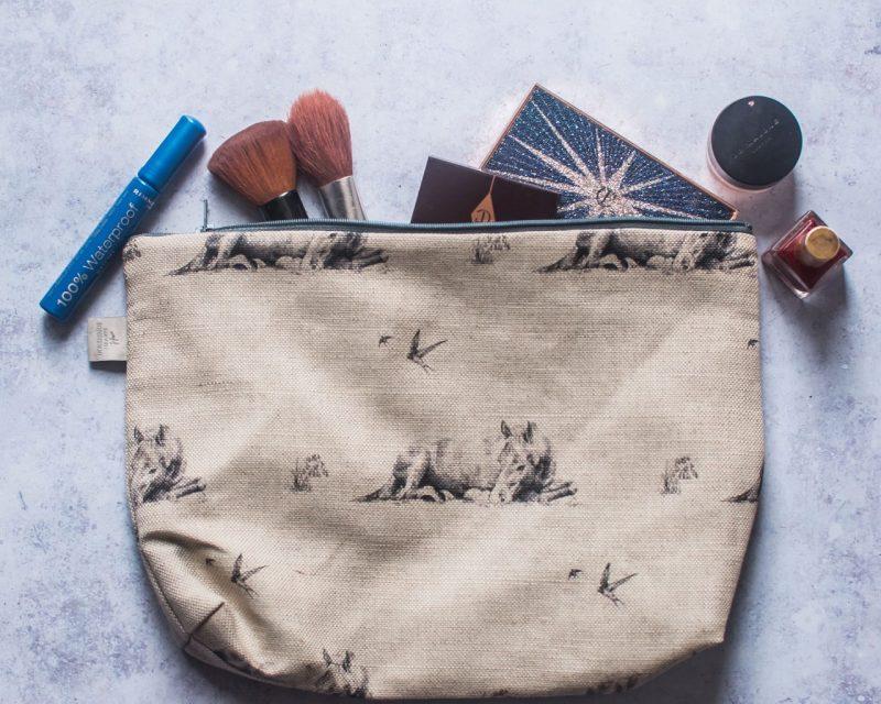 'Spring Dreaming' Wash Bag