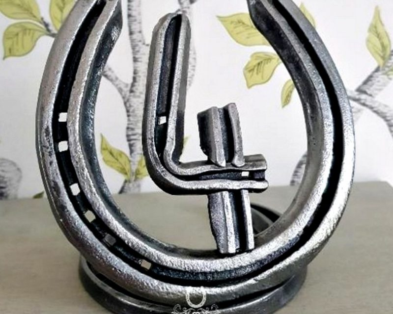 Lucky Horseshoe Wedding Decor Table Numbers