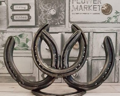 Full Set Horseshoe Keepsake