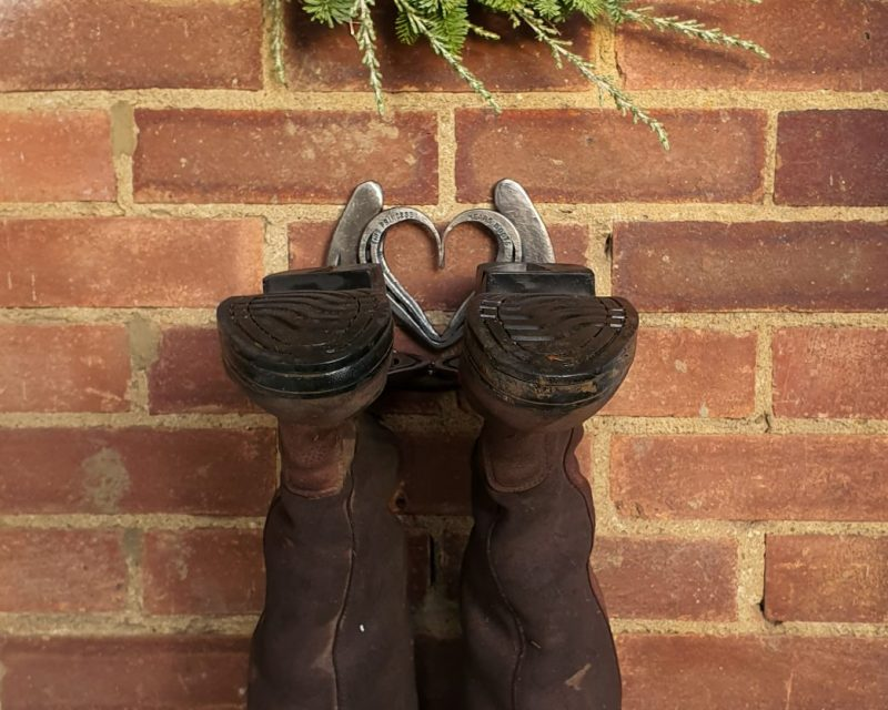 This Princess Wears Boots Boot Rack