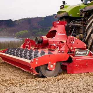 NEW KVERNELAND 3 & 4M NG-S & H SERIES POWER HARROWS