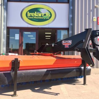 SUTON CONTRACTOR 2.3M ROAD SWEEPER