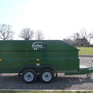 NEW BAILEY 2000L FUEL BOWSER