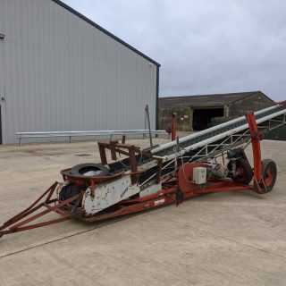 SWIFTLIFT ELEVATOR 30FT WITH 7.5FT EXTENSION