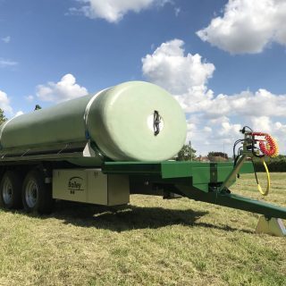 NEW BAILEY 15000 LITRE WATER BOWSER