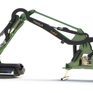 NEW SPEARHEAD TWIGA COMPACT HEDGECUTTER