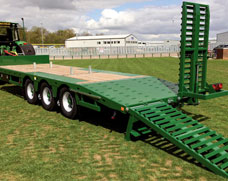 BAILEY BEAVERTAIL LOW LOADER