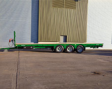 BAILEY FLAT DECK LOW LOADER