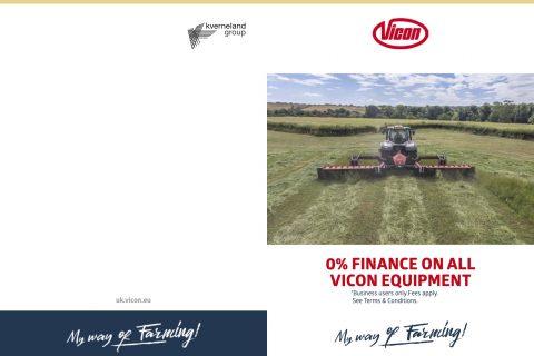 Flexible Finance from Kverneland