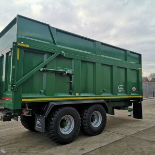 BAILEY 16T SILAGE TRAILER (2020)
