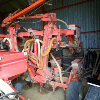 ACCORD 8 ROW OPTIMA MAIZE DRILL