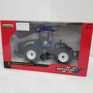 NEW HOLLAND T9.530 TRACTOR 1:32 BRITAINS 43193