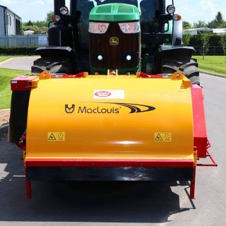 MACLOUIS FRONT MOUNTED ONION TOPPER