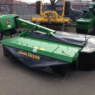 JOHN DEERE 328A MOWER CONDITIONER (2017)