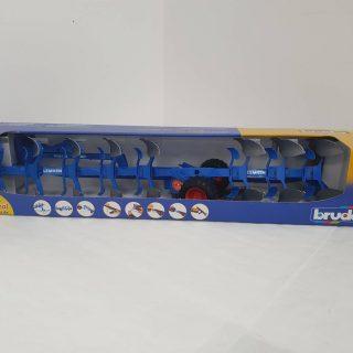 LEMKEN SEMI-MOUNTED REVERSIBLE PLOUGH VARI-TITAN 02250