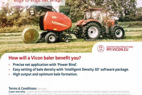 Vicon 222 Offer