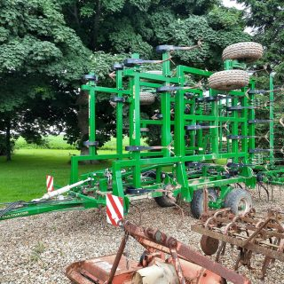 GREAT PLAINS 8308 TINE CULTIVATOR (2015)