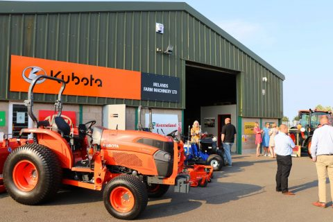 Celebrating the opening of our new Stamford Depot!