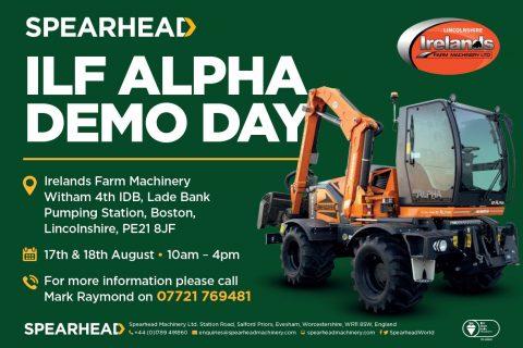 Spearhead ILF Alpha Demo Day