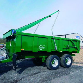 BAILEY TRAILERS SHEETING SYSTEMS