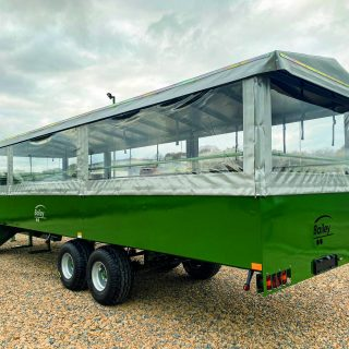 BAILEY TRAILERS PEOPLE CARRIER