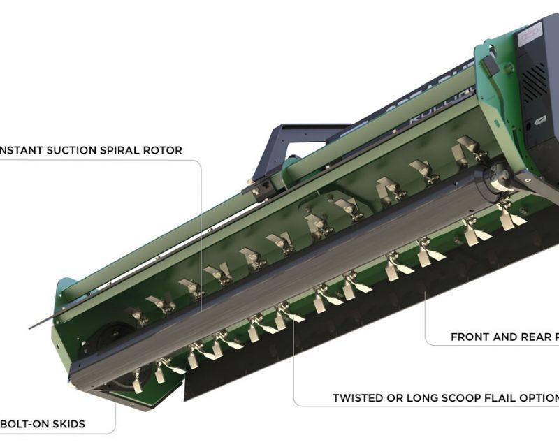 SPEARHEAD ROLLIFLAIL 150 MOWER 1.5M