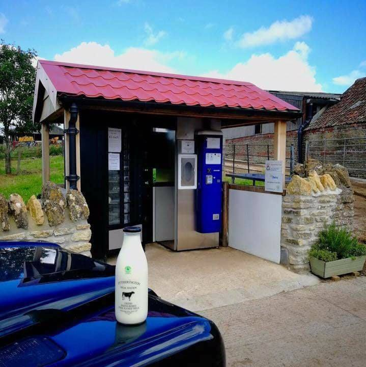 Tytherington Milk Station