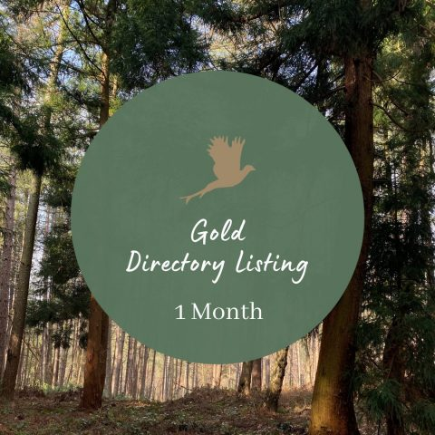 Gold Directory Listing 1 month