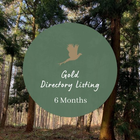 Gold Directory Listing 6 month