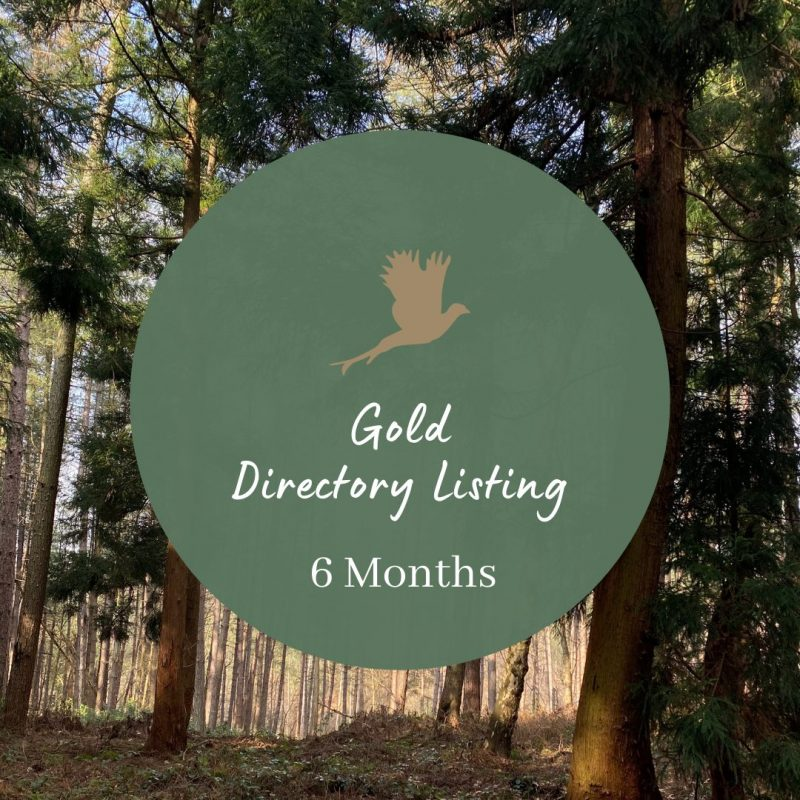 Gold Directory Listing (6 Months)