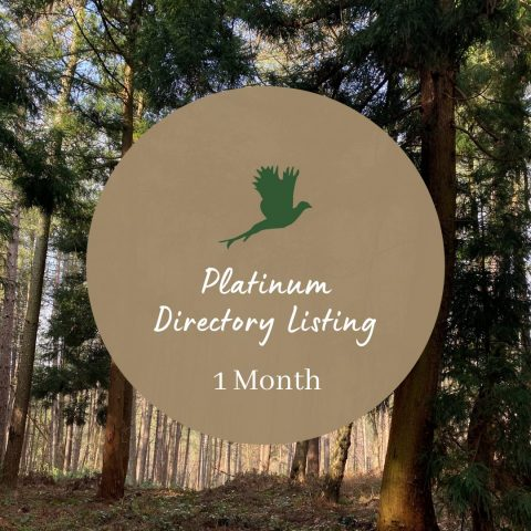 Platinum Directory Listing 1 month