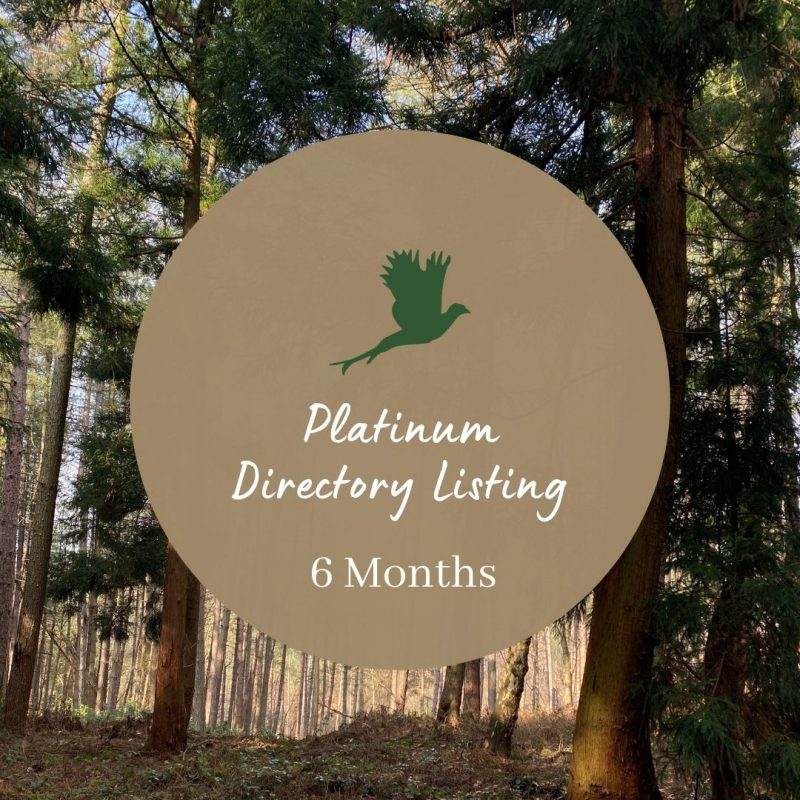 Platinum Directory Listing (6 Months)