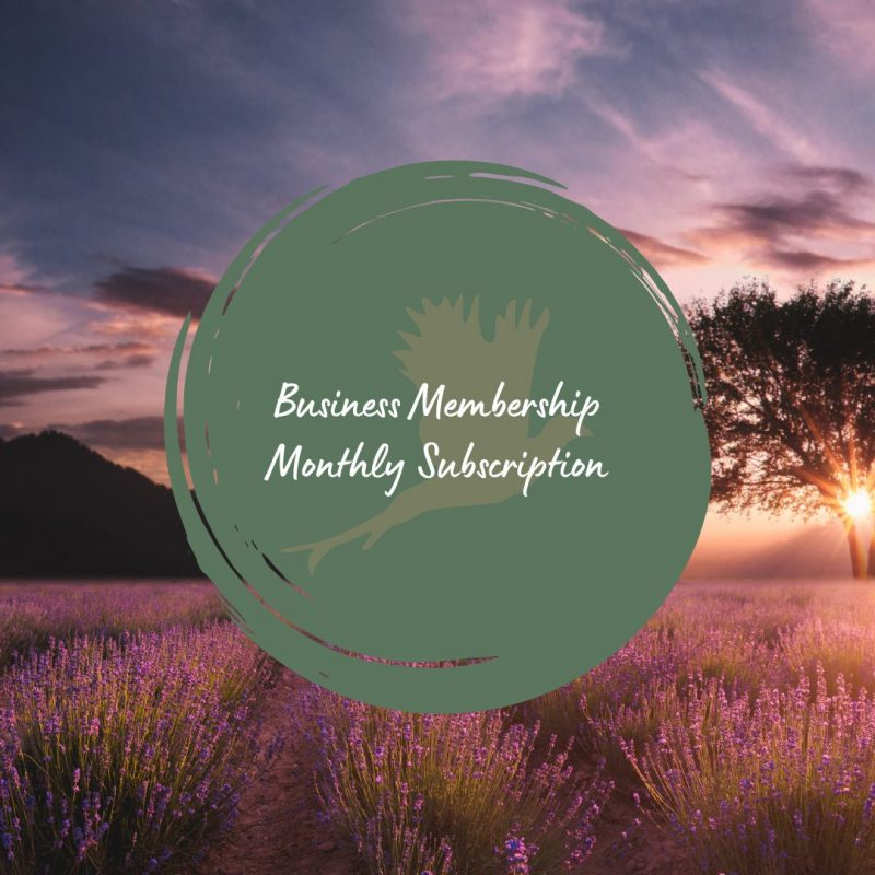 Business Membership (Monthly Subscription)