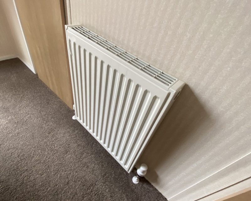 Delta Ascot 35ft X 12ft DOUBLE GLAZED & CENTRAL HEATING
