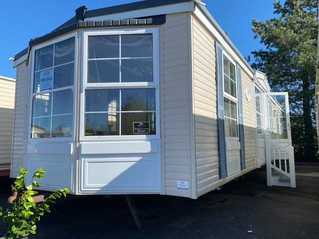 Atlas Sherwood Super 37ft x 12ft DOUBLE GLAZED & CENTRAL HEATED