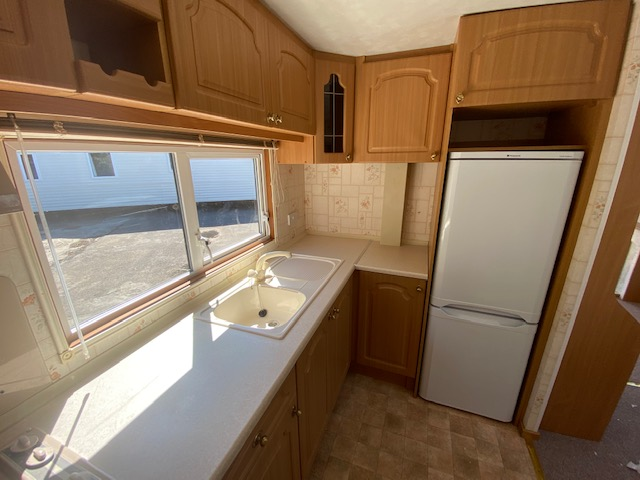 Cosalt Lodge 37ft X 12ft DOUBLE GLAZED & HEATING