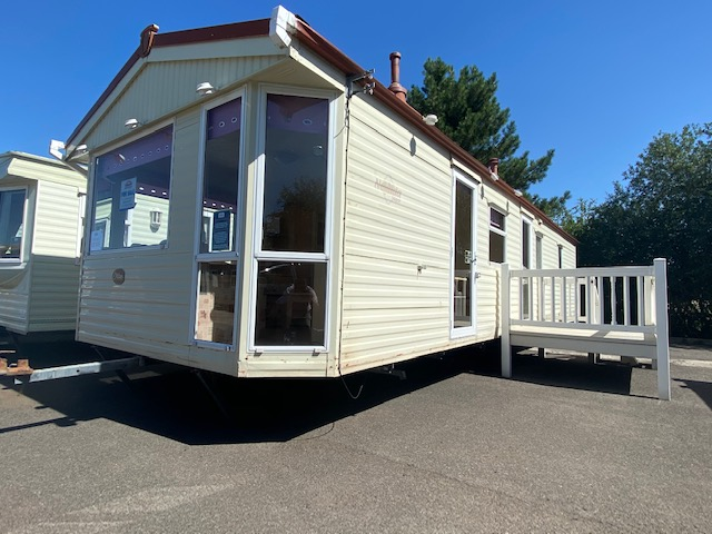 Atlas Nevada 35ft X 12ft PITCHED TILED ROOF