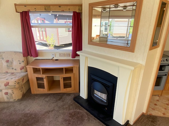 Abi Brisbane 36ft X 12ft X 2 Bedrooms DOUBLE GLAZED & GAS CENTRAL HEATED