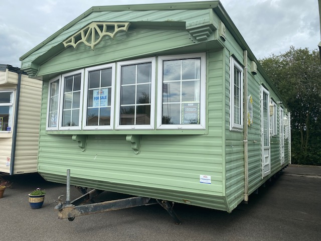 Willerby Granada 32ft X 12ft DOUBLE GLAZED & CENTRAL HEATED