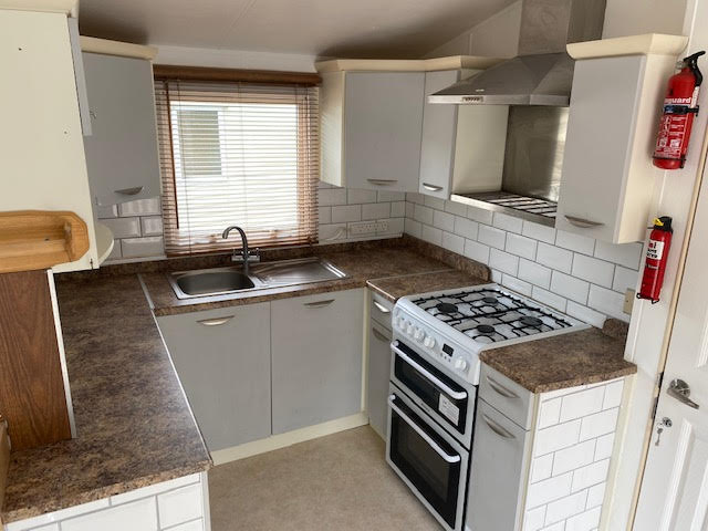 Willerby Le Cottage Centre Lounge 37ft X 12ft DOUBLE GLAZED