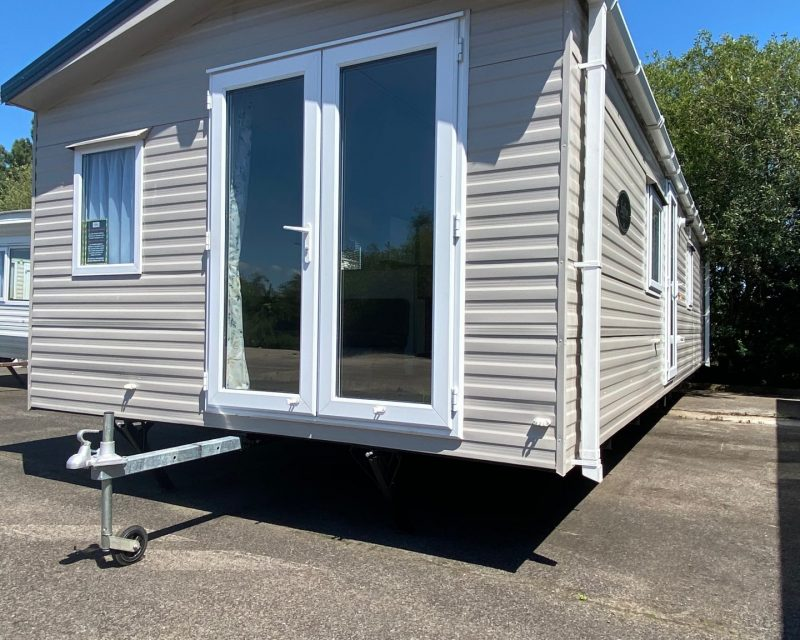 Brand New Delta Saffron 36ft X 12ft X 3 BEDROOMS – DOUBLE GLAZED & CENTRAL HEATING